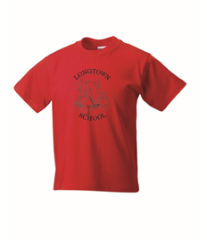 Longtown Primary Children's T-Shirt